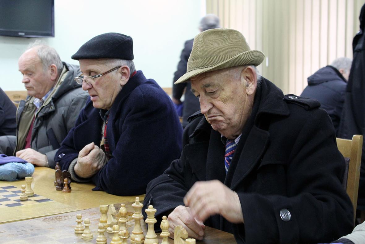 Pensionistët